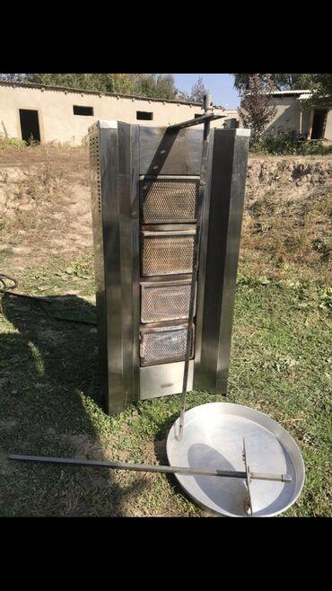 оборудование для шаурмы в Кыргызстан: Оборудование для фастфуда(аппарат для шаурмы) очень в хорошем состоян