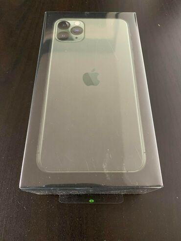 qax - Azərbaycan: IPhone 11 Pro Max 512Gb boş boz kilidlidir