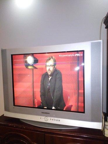 TV Samsung-polovan Tv, na ekranu ima ove 3 linije, sve ostalo je okej