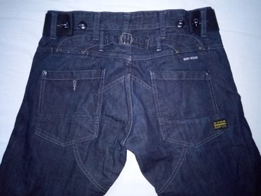 G-Star - Storm 5620 Loose Post Embro Jeans - Nis