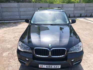 BMW - Бишкек: BMW X5 3 л. 2012 | 152 км