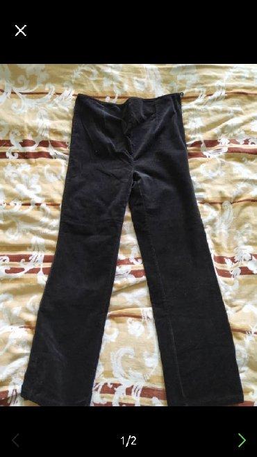 Вельветовые штанишки для беременных, состояние хорошее