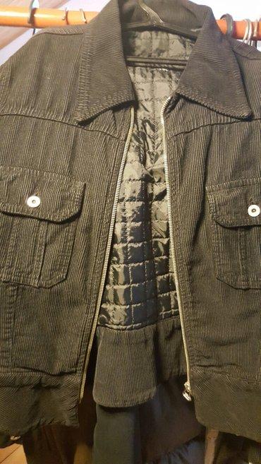 Somot jakna na zip onix fashion - Pozarevac - slika 2