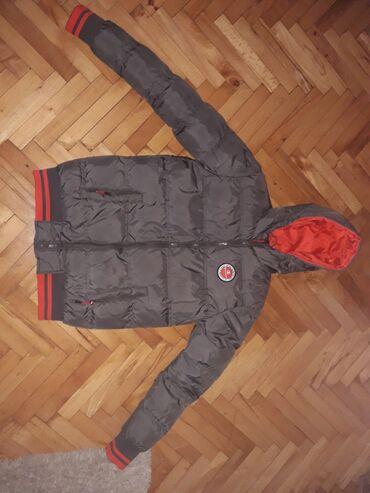 Decije zimske jakne - Srbija: Champion decija jakna sa kapuljacom jesen/zima. Ekstra stanje kao