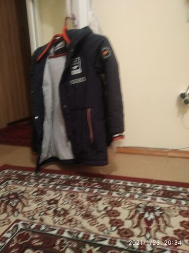 весеннее полупальто в Кыргызстан: Осенний /весенний мужские куртки