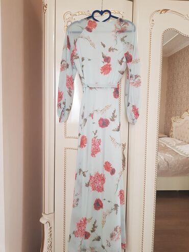Продаю красивое шифоновое платье в отличном состоянии. Р 36