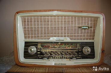 Ремонтирую старые ламповые радиоприемники