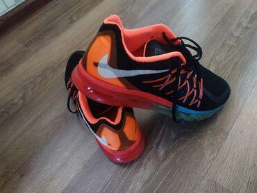 liman кроссовки в Кыргызстан: Nike air размер 45-46 подойдёт. Бу оригинал