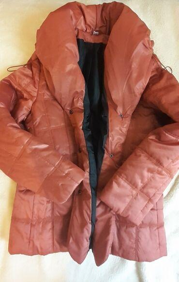 Nova jaknica . Bakarne boje kupljena u svajcarskoj