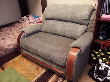 Кресло-кровать в очень хорошем в Бишкек