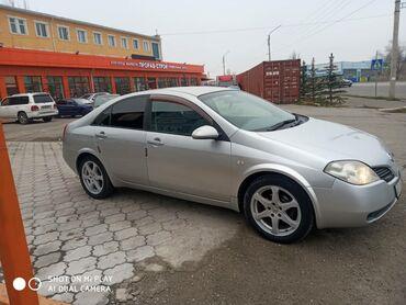 шины для грузовых автомобилей в Кыргызстан: Nissan Primera 2 л. 2002 | 191763 км
