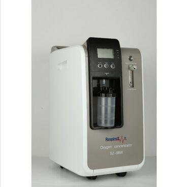 Ивл аппарат сколько стоит - Кыргызстан: Продаю новые кислородные кондиционеры а так же ИВЛRESPIROX 5 лит