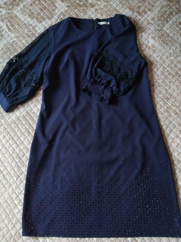вечернее платье 52 54 размер в Кыргызстан: Новое платье одевалось один раз, размер 52-54 покупали за 3000 отдам