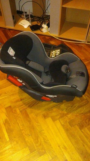 Auto sediste,18kg.Namenjeno za dete do 4te godine,ocuvano,kao novo,Peg - Beograd