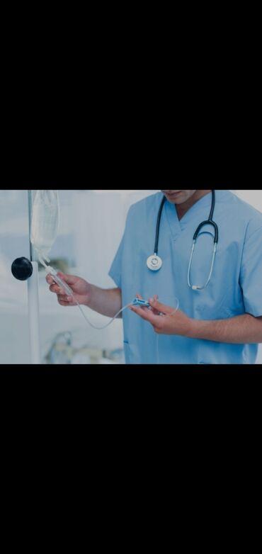 Услуги - Пос. Дачный: Медсестра, Другая мед. специализация | Внутримышечные уколы, Внутривенные капельницы, Услуги сиделки