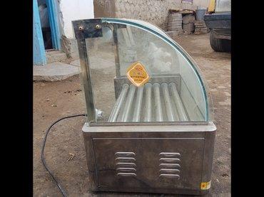 дог порода в Кыргызстан: Оборудование для жарки сосисок, сухая жарка без масла для хот догов