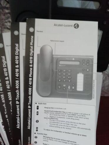 alcatel pixi 34 5 5017d - Azərbaycan: Alcatel iş və ev üçün nömrə yazan telefon