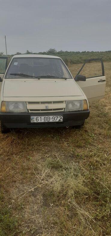 diski na avto vaz 2110 rodnye в Азербайджан: ВАЗ (ЛАДА) 2109 1.3 л. 1990 | 19666 км