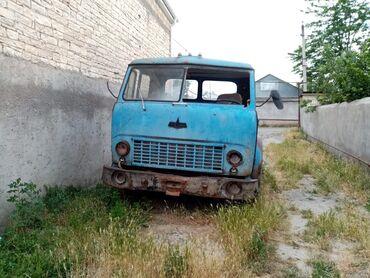Yük və kənd təsərrüfatı nəqliyyatı Tovuzda: Maşın işlək vəziyyətdə idi. Sonra istifadə edən olmadı 20 ildir