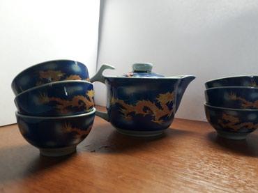 Продаю китайский чайный сервиз новый.брали в ЦУМе за 5000с. в Бишкек
