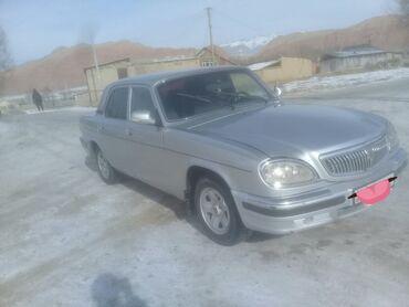 переходка в Кыргызстан: ГАЗ 31105 Volga 2.2 л. 2007 | 18000 км