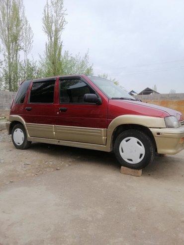 Daewoo - Сузак: Daewoo Tico 0.8 л. 1997 | 11111 км