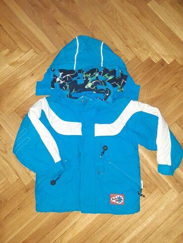 Ruska kapa - Srbija: ETIREL zimska jakna.Vel. 98,za dete od 3 god. Pogledajte mere-duzina