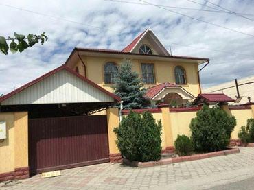 Продается двухэтажный дом, с подвалом, в Бишкек