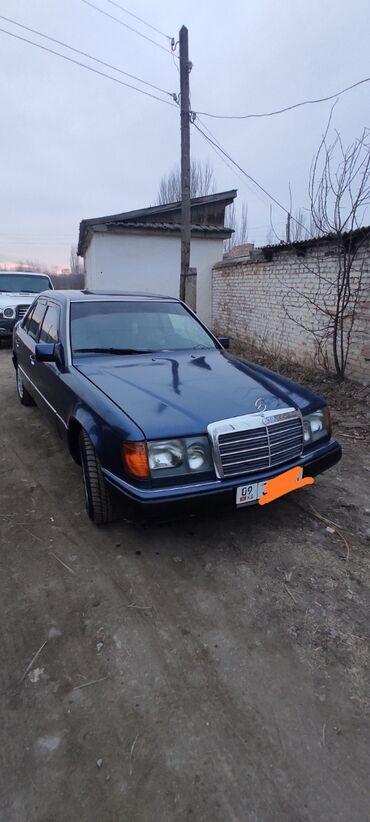 Mercedes-Benz W124 2 л. 1991