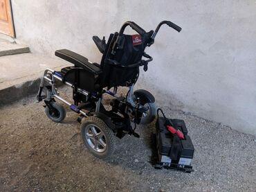 Şəxsi əşyalar İsmayıllıda: Salam çox az işlenmiş motorlu elil arabası satıram akkumulyatoru tep