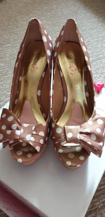 Paris Hilton sandale, novo,br.39 - Belgrade