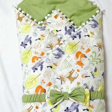 шерстяное одеяло меринос в Кыргызстан: Продаю новый конверт-одеяло