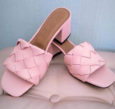 Super nove papuče br 38 Štikla 4cm