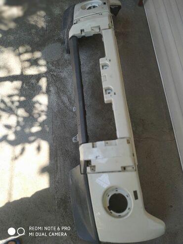 митсубиси паджеро бишкек in Кыргызстан | АВТОЗАПЧАСТИ: Продаю передний бампер Mitsubishi pajero для ремонта правая сторона