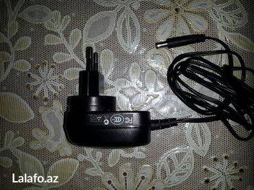 Bakı şəhərində Power supply. 220 voltdan- 12 volt -05 mah. Dəgig işləyən video kamera