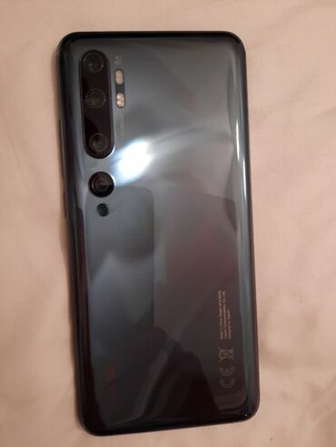 Xiaomi - Azərbaycan: İşlənmiş Xiaomi Mi Note 10 128 GB boz
