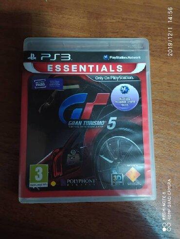 Видеоигры и приставки - Кок-Ой: Игры на Sony PS 3 1. Gran Turismo 5 - 750 сом2. Sniper: Ghost Warrior