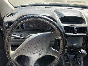 Mitsubishi Bakıda: Mitsubishi Chariot 2001