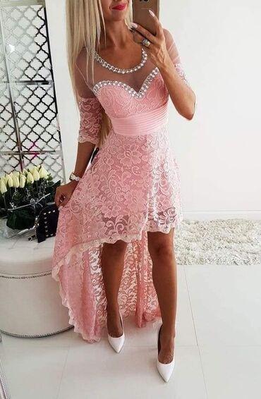 Nova haljinica,elegantna,uni vel,zemlja porekla Italija,cena 2500