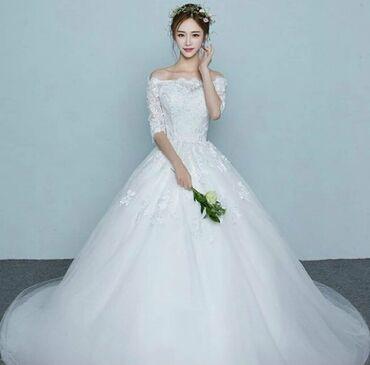 свадебное платье футляр в Кыргызстан: Свадебное платье на продажу по оптовой цене в связи с закрытием салона