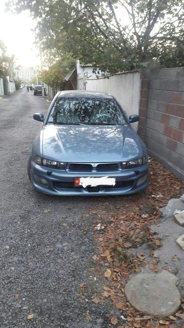 Продаю или меняю Mitsubishi galant. объем 2.4. в Бишкек