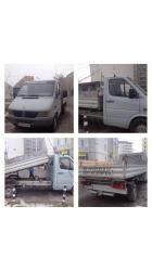 Самосвал мерседес 312 лебедка в Бишкек