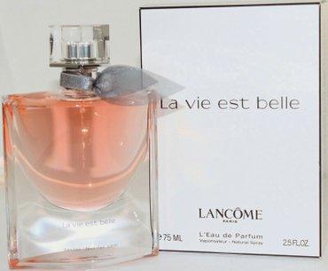 LANCOME La Vie Est Belle Tester - Prijepolje