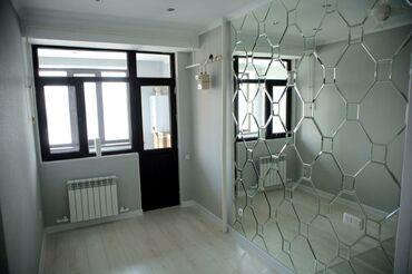 Квартиры - Кыргызстан: Продаю 3 кв 87 м2 3/10 рядом с ауца . Дом заселён, дизайнерский