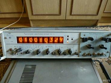 Куплю радиоизмерительный прибор ЧЗ-34 ЧЗ-34 а. до 3 500 сом в Бишкек