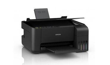 - Azərbaycan: Printer Epson L3100 Epson printerlerinin satisi Epson printerlərinin