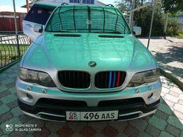 BMW X5 3 л. 2004