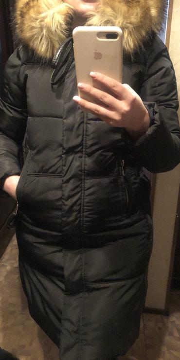 Куртка новая! Пуховик. Очень теплая на в Бишкек