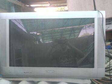 Philips xenium x560 - Кыргызстан: Продаю телевизор Philips плюс приставку к нему