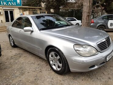 Mercedes-Benz S 320 3.2 l. 1999
